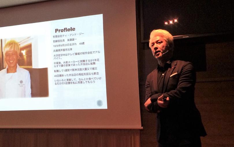 日本人のソウルフードであるSOBAを世界へ広めたい